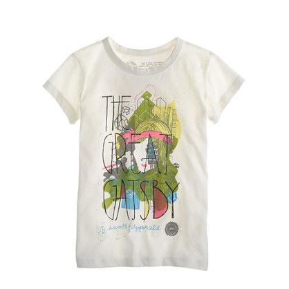 Girls' Out of Print Clothing tee