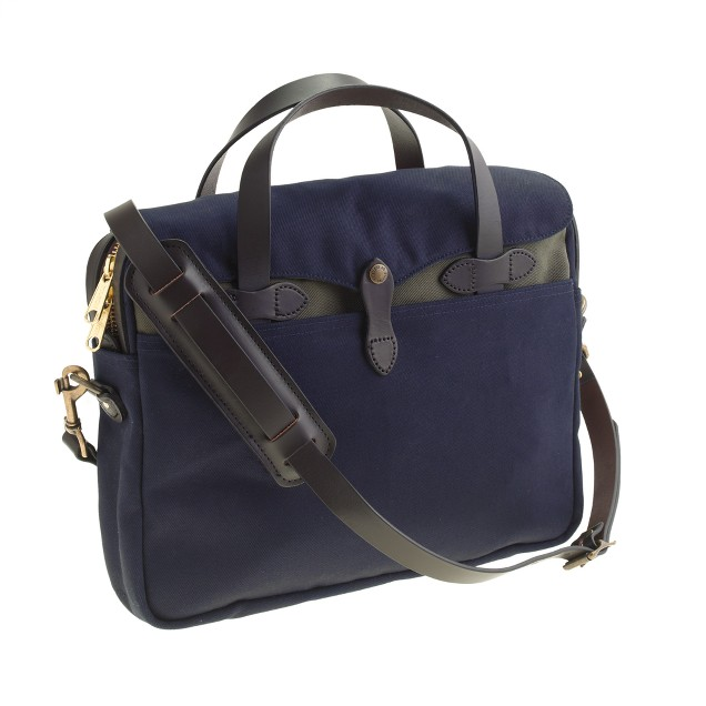 Filson® rugged twill briefcase