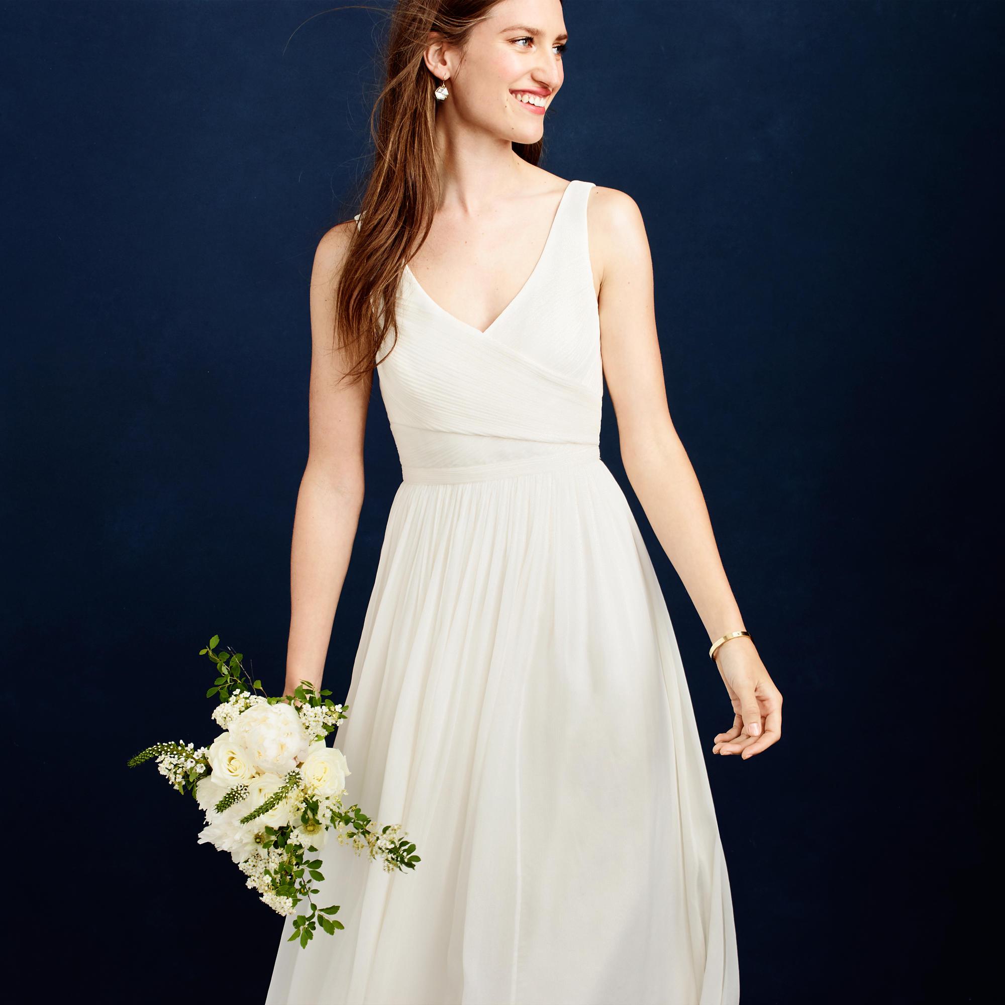Heidi gown j crew for J crew daphne wedding dress
