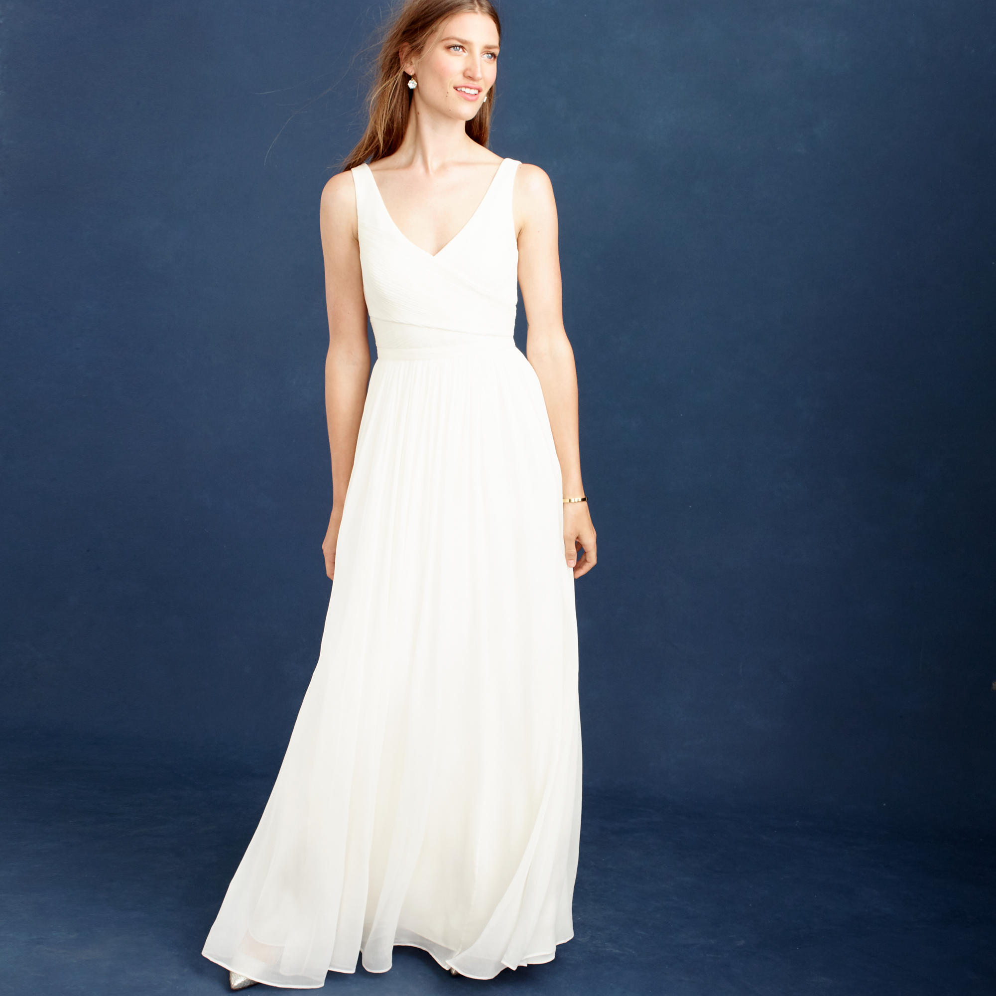j and j wedding dresses j mendel wedding dress J Mendel Spring Collection Bridal Fashion Week