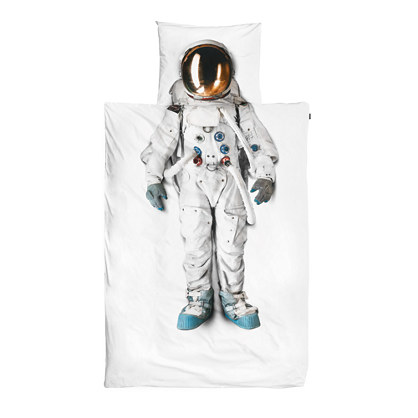 Kids' Snurk™ astronaut bedding