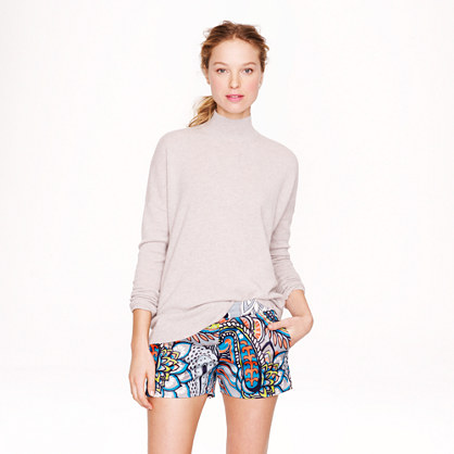 Moonglow paisley short