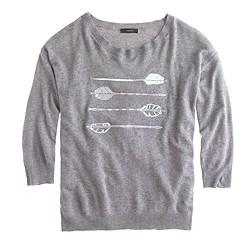 Arrows sweater