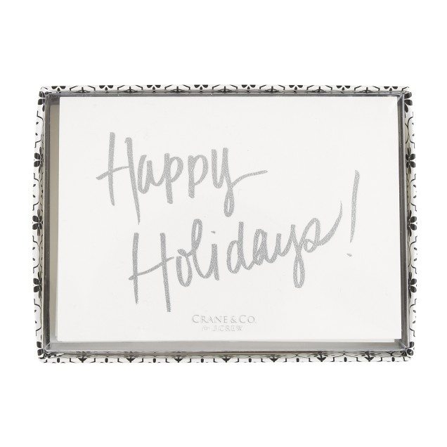 Crane & Co.™ for J.Crew holiday card set