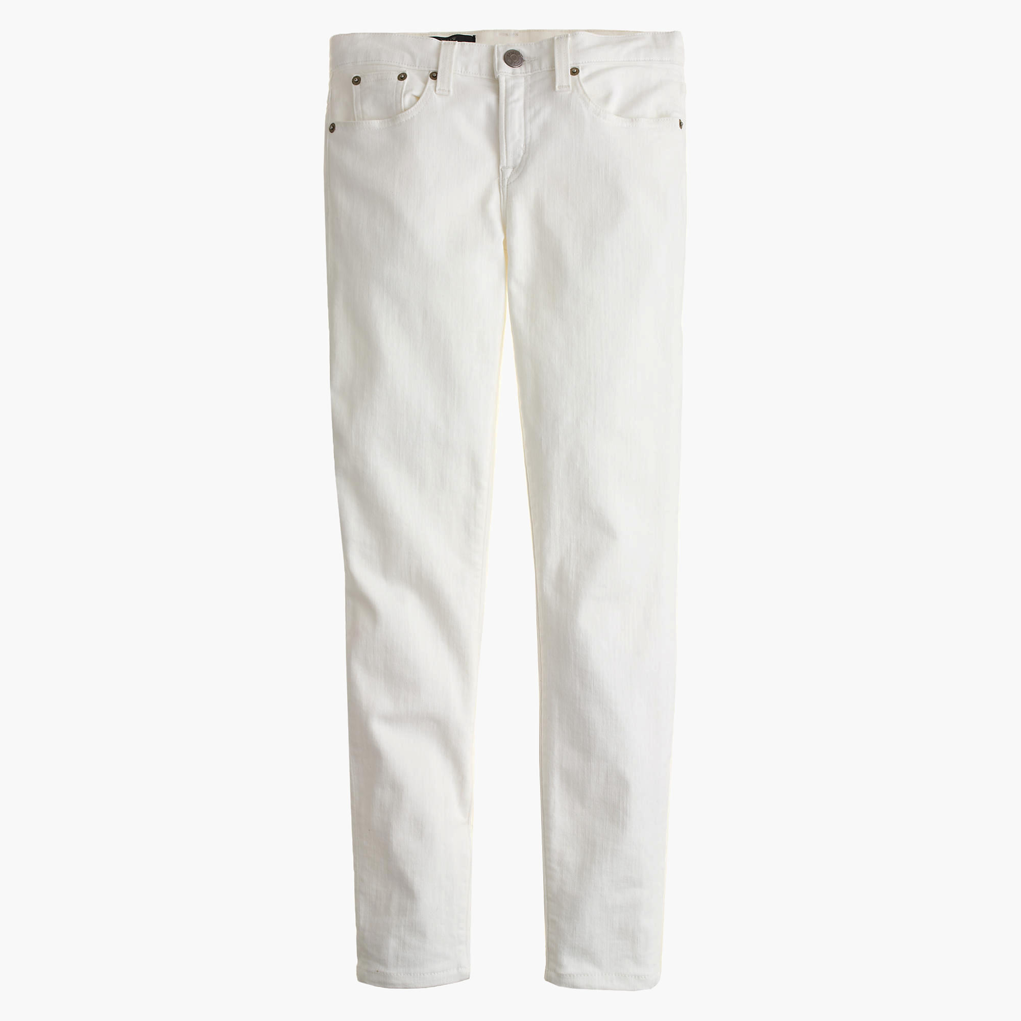 Toothpick Jean In White : Women&39s Jeans | J.Crew