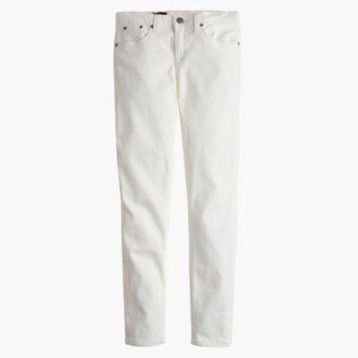 Toothpick Jean In White : Women&39s Jeans | J.Crew