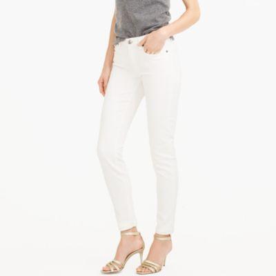 Toothpick Jean In White : Women's Jeans | J.Crew