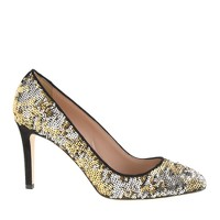 Collection Sloane sequin pumps