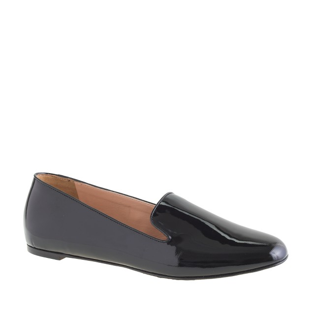 Darby patent loafers
