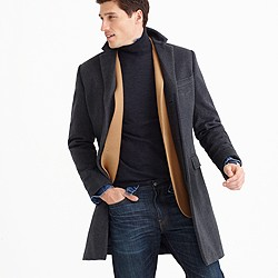 Ludlow topcoat in cashmere