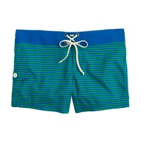 Stripe board short