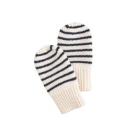 FUB™ mini-stripe baby mittens