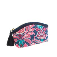 Liberty printed small pouch