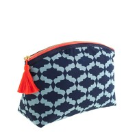 Printed large pouch