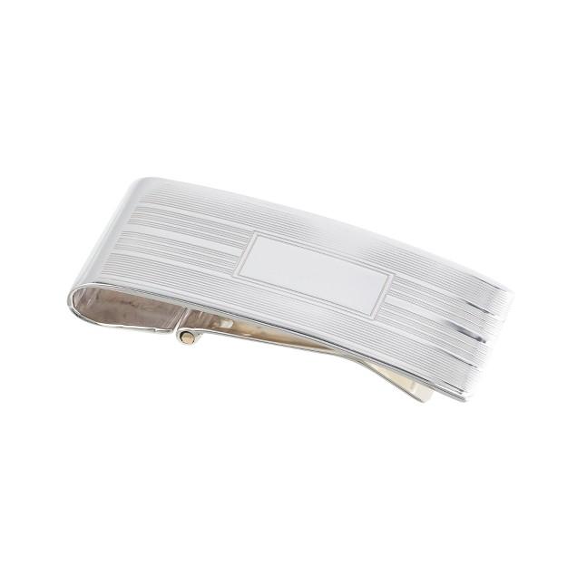 Sterling silver money clip