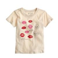 Girls' Atsuyo Et Akiko® kisses tee