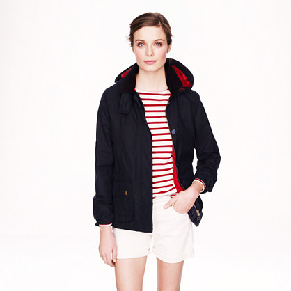 Barbour® shore jacket