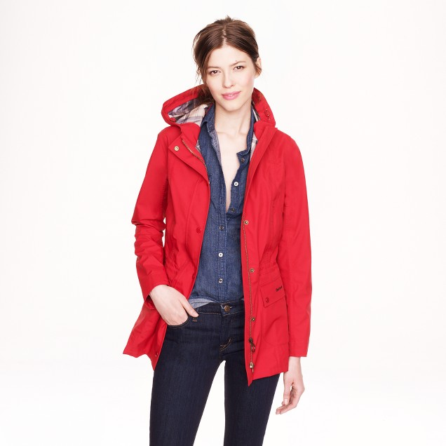 Barbour® outdoor hooded beadnell jacket
