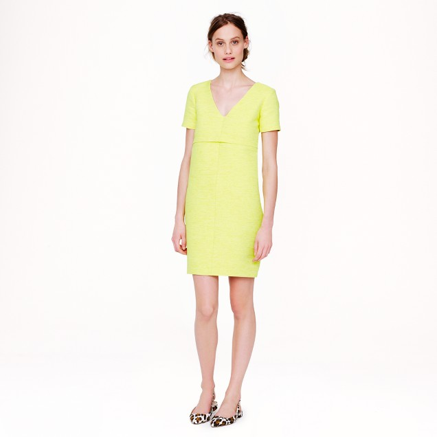 Collection basketweave dress