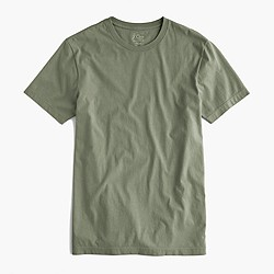 Slim broken-in T-shirt