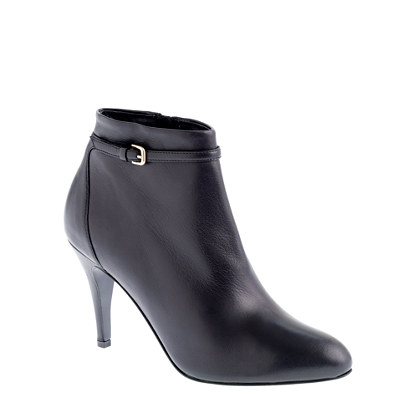 Keegan buckle ankle boots