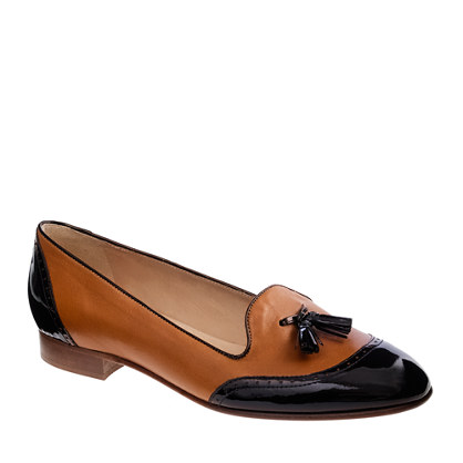 Toni tassel loafers