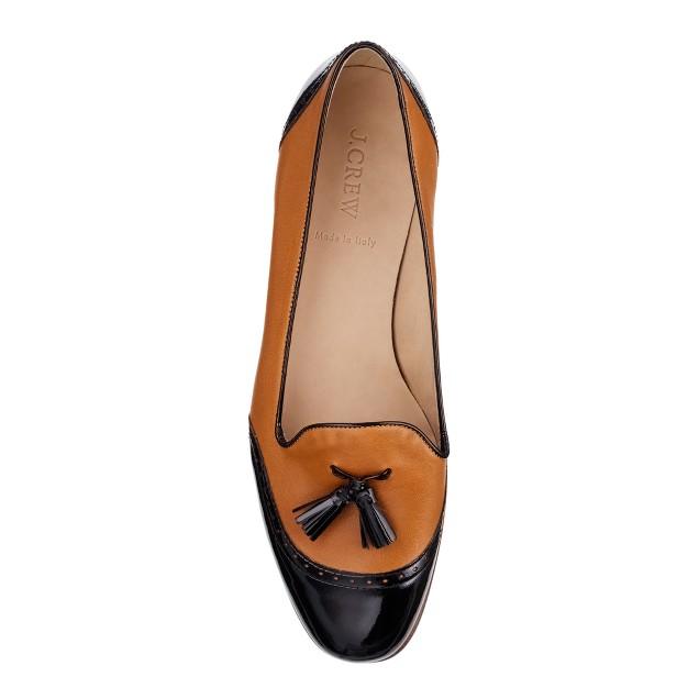 Toni tassel loafers