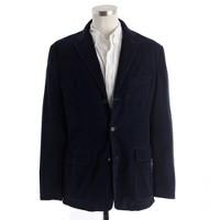Pinwale-cord blazer