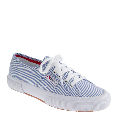 Superga® 2750 cotton oxford sneakers