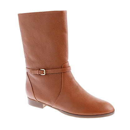Booker short buckle boots