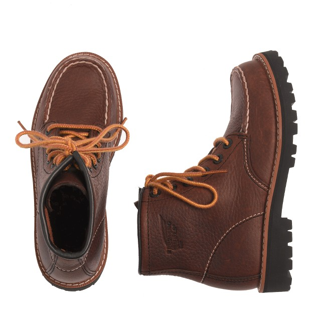 Red Wing Boots For Kids - Yu Boots