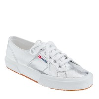 Superga® 2750 metallic sneakers