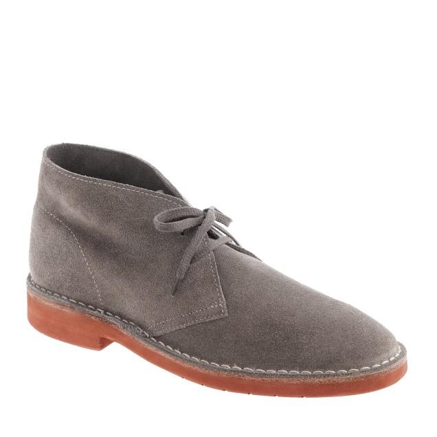 MacAlister Brickman boots in suede