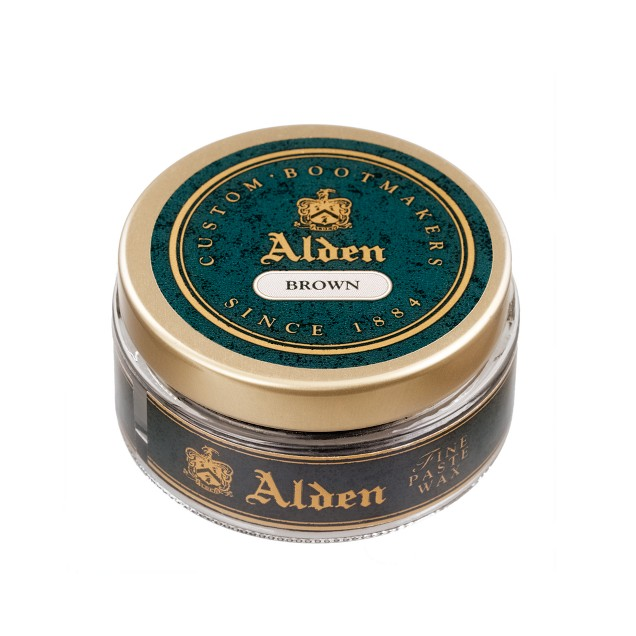 Alden® shoe paste wax