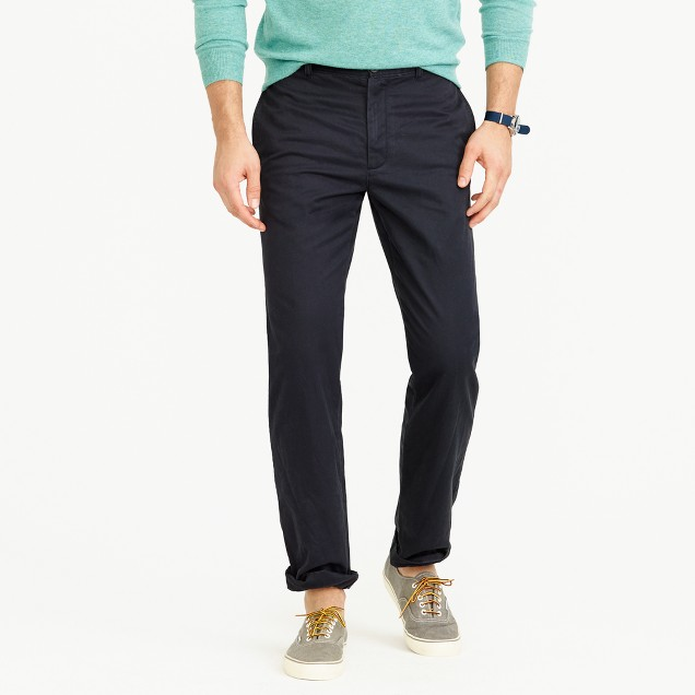 Broken-in chino pant in 1040 fit