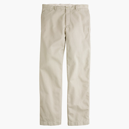 Broken-in chino in 1040 classic fit