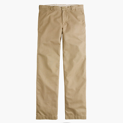 Broken-in chino in 1040 fit