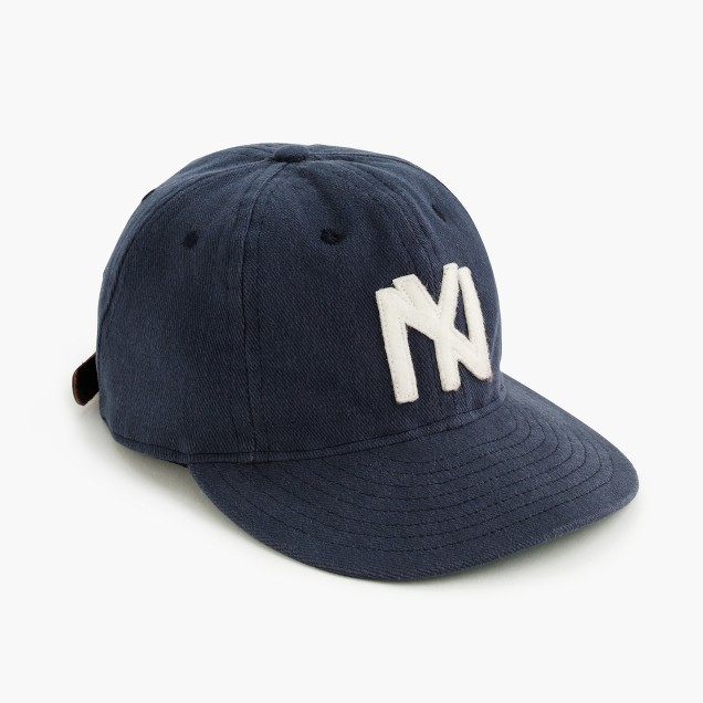 Ebbets Field Flannels® for J.Crew Brooklyn Eagles ball cap