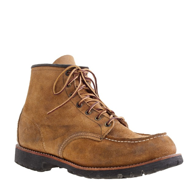 Red Wing® for J.Crew sandblasted classic boots