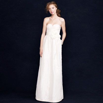 J Crew Wedding Dresses Handese Fermanda