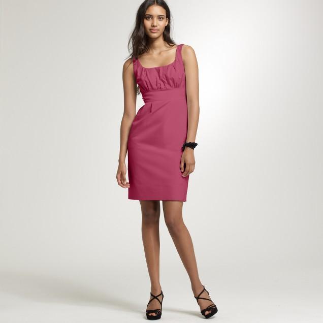 Cotton cady Sydney dress
