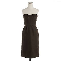 Erica dress in cotton cady