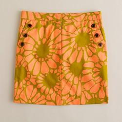 Floral sunburst mini