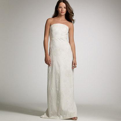 Beaded Sunnie gown