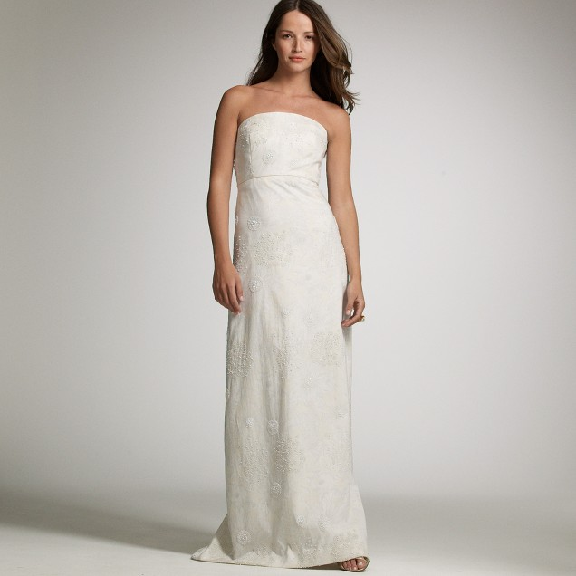 Beaded Sunnie gown
