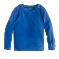 Collection brushed cashmere popover