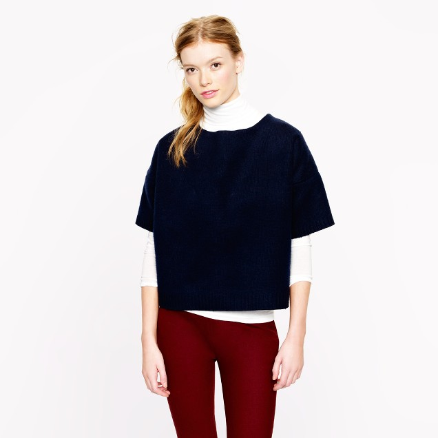 Collection bonded sweater