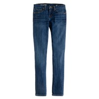 Toothpick jean in Huron wash