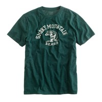 Smoky mountain bears graphic tee