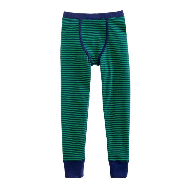 Kids' stripe sleep pant